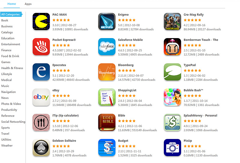 Tutuapp – best app store for download & install thousands of apps.