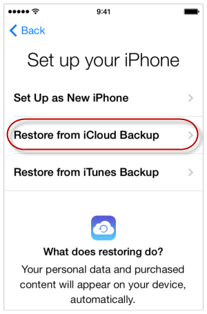 how to turn on icloud on pc